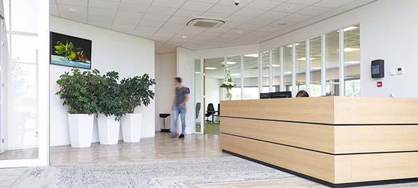 Wouda installeert voor bedrijven eenvoudige tot zeer complexe installaties